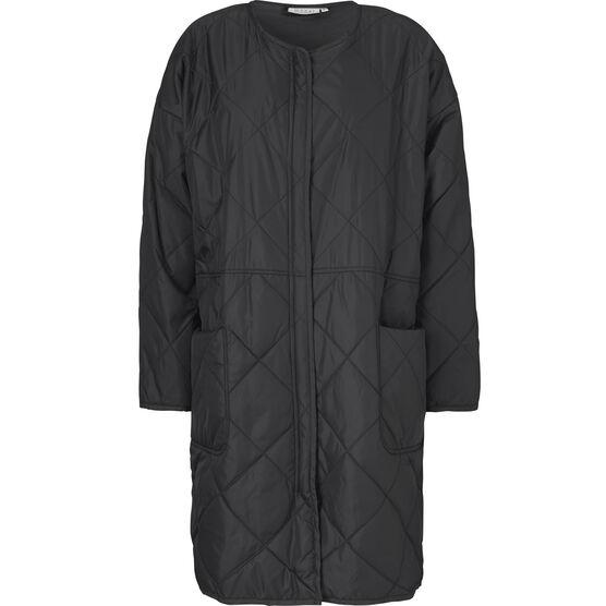 Tammi coat, BLACK, hi-res