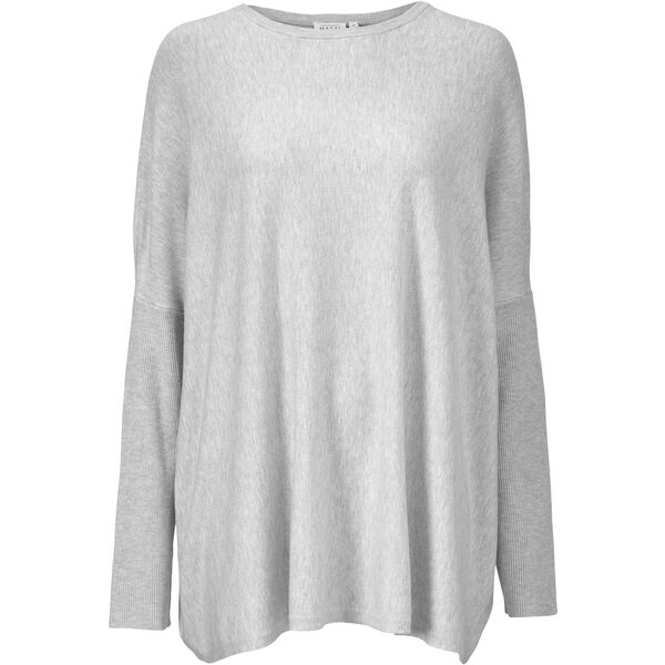 FANASI TOPP, Light Grey Melange, hi-res