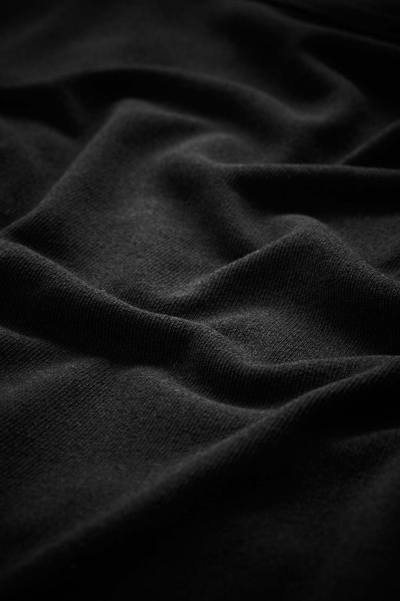 ELTA JERSEY TOPP, Black, hi-res