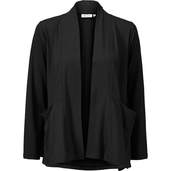 IDINA CARDIGAN, Black, hi-res