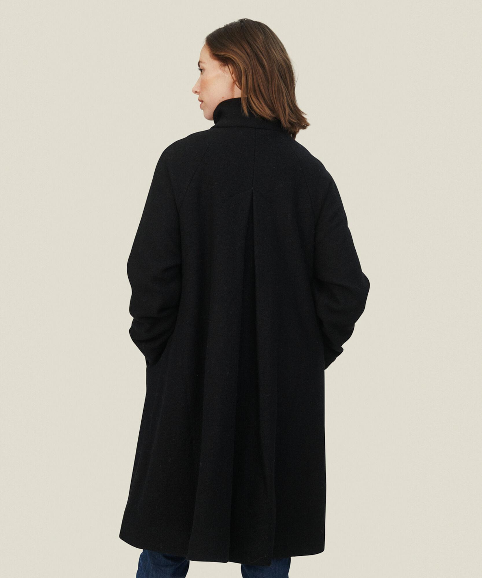 TESSA ULLKÅPE, Black, hi-res