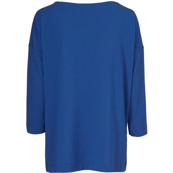 BLUMA TOPP, ROYAL BLUE, hi-res