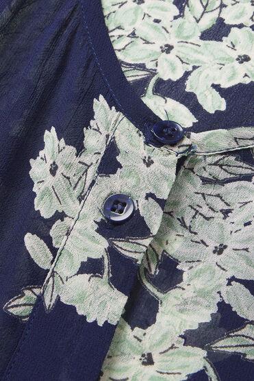 IESHA SKJORTE, Medieval blue, hi-res