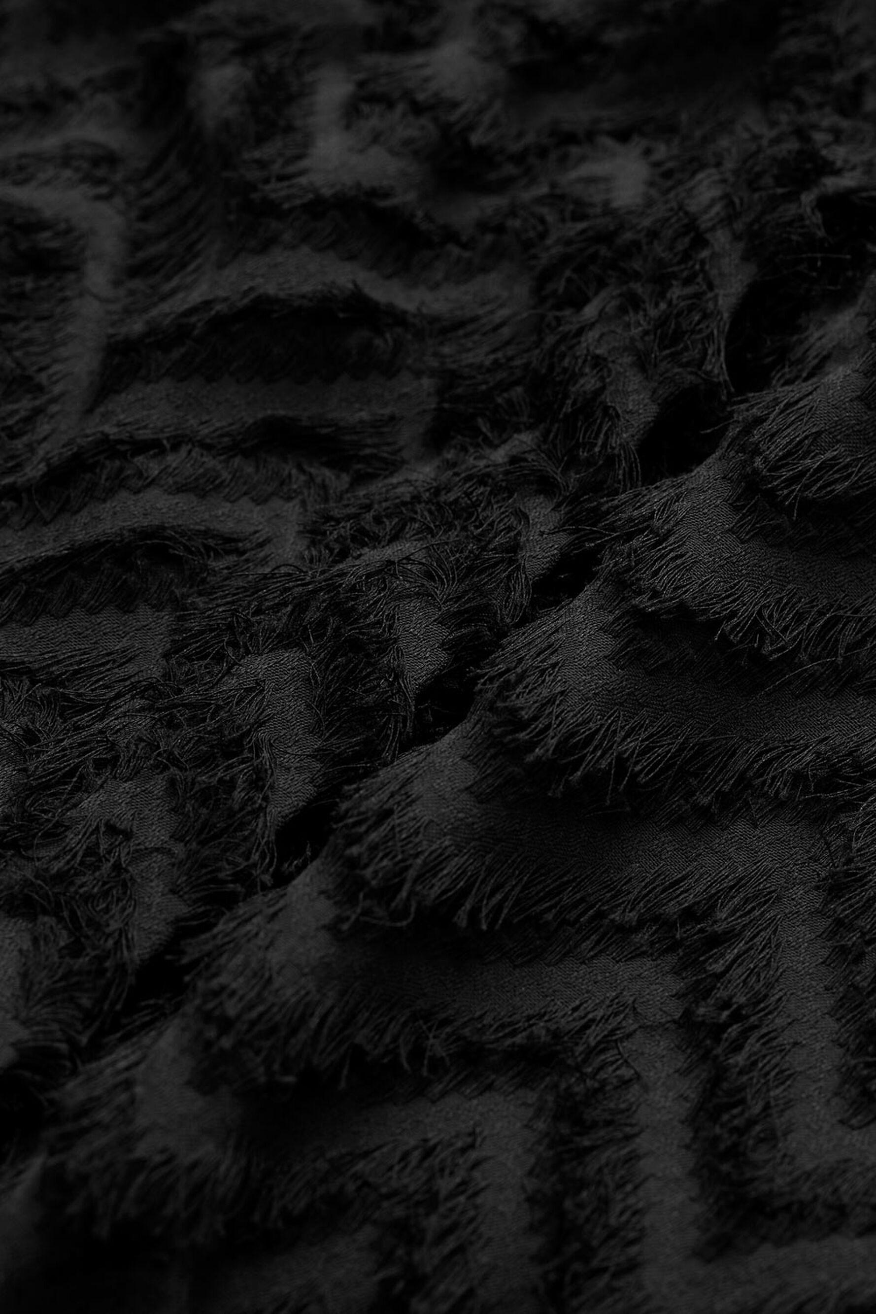 GEAM SKJORTE, Black, hi-res