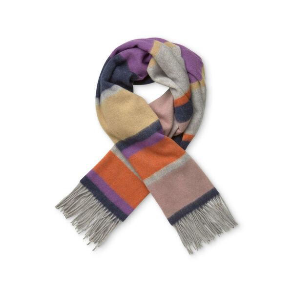 Anna scarf, WOODROSE, hi-res