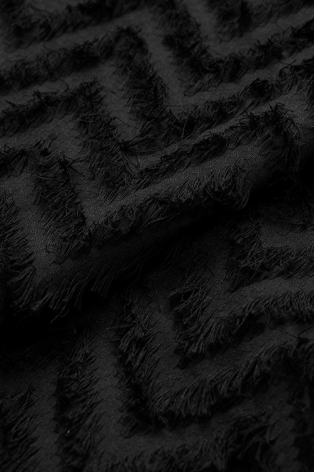 SALLINE SKJØRT, Black, hi-res