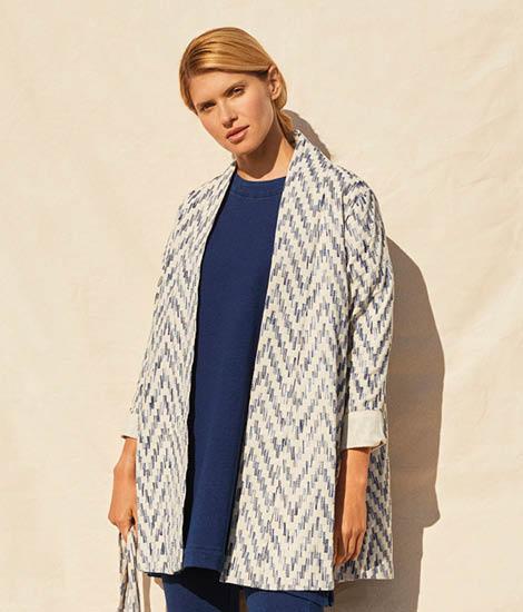 Masai cotton jakke